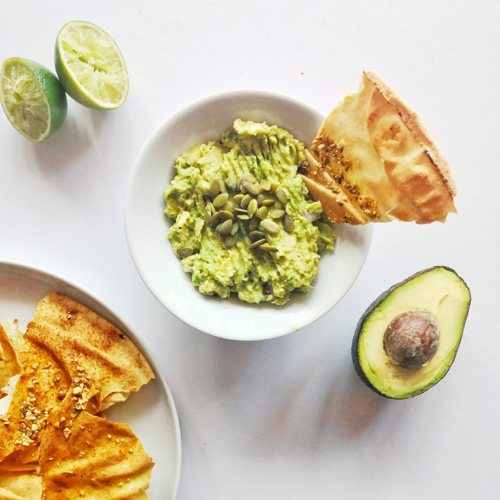 lime-and-black-pepper-guacamole