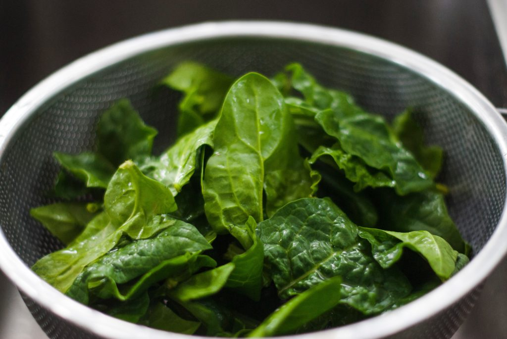 spinach-folic-acid-folate-for-miscarriage-prevention